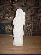 Vierge en granit
